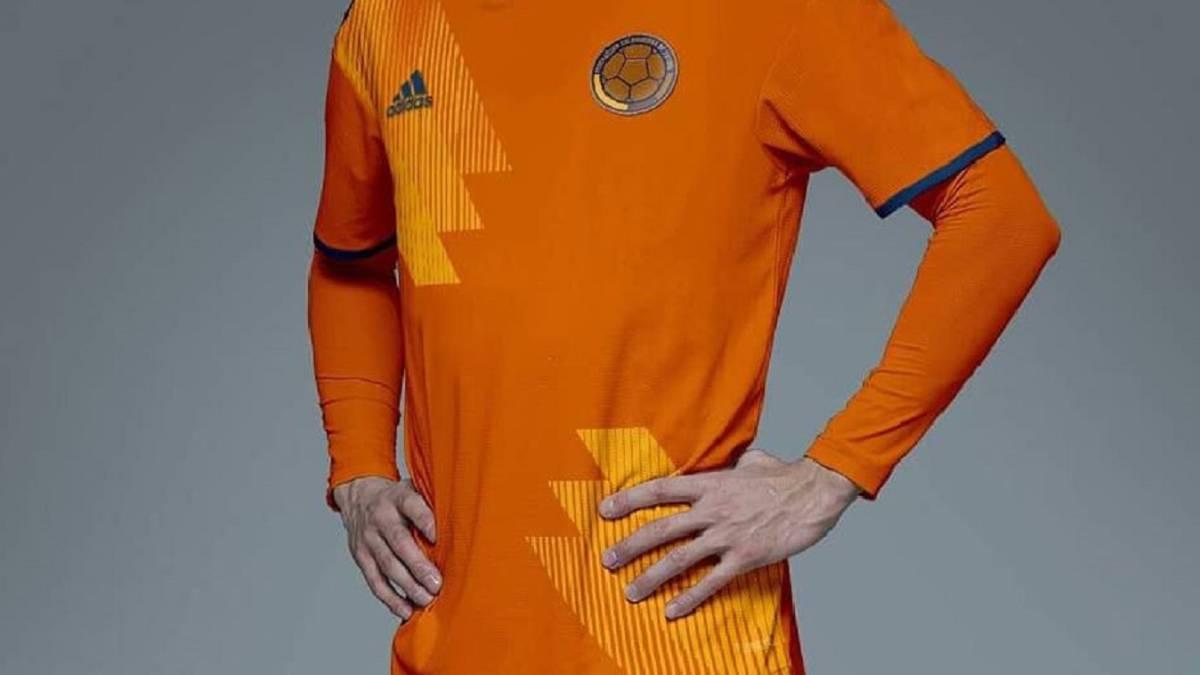 f9b451c3f0 Filtran la que sería la nueva camiseta de la Selección - AS Colombia