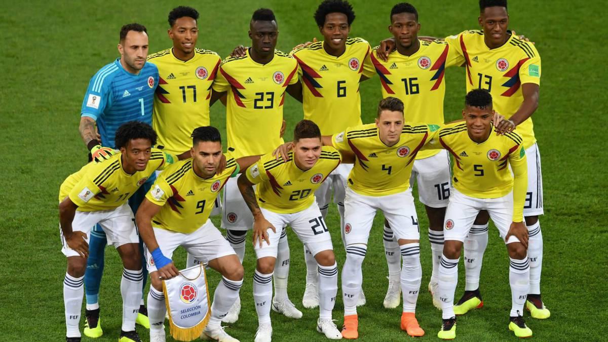Tienda online brillante en brillo diseño superior Informe Rusia 2018: Así jugó Colombia en el Mundial - AS ...