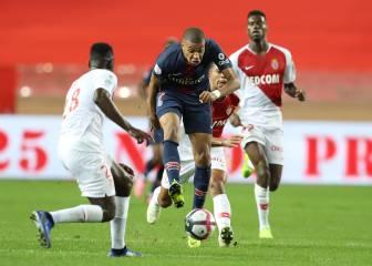 PSG golea a Mónaco y sigue invicto en la Ligue 1 de Francia