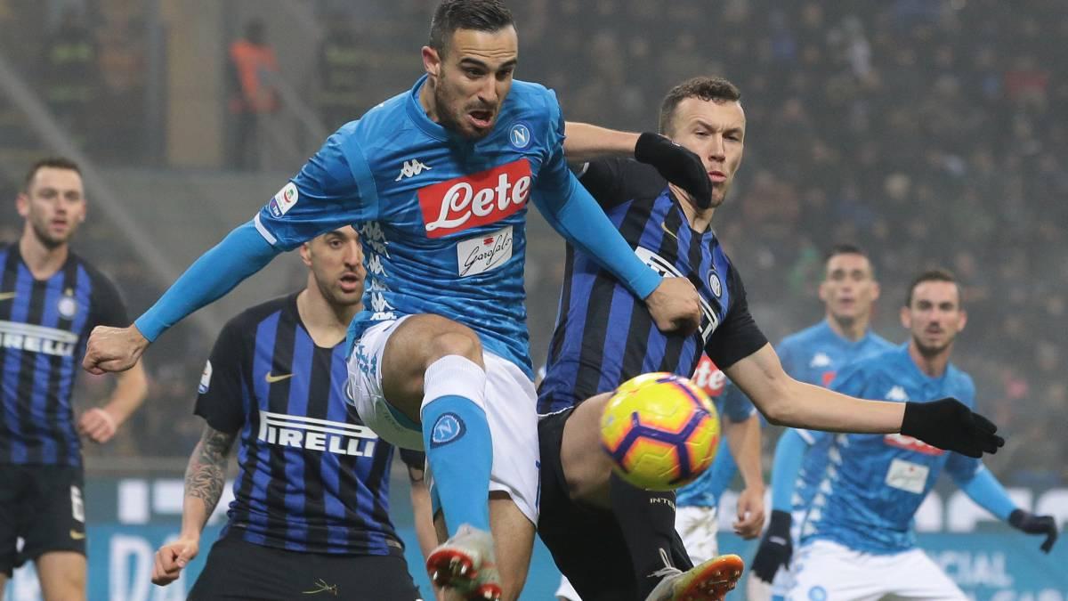 En vivo online Inter – Napoli c58546ffd4b10