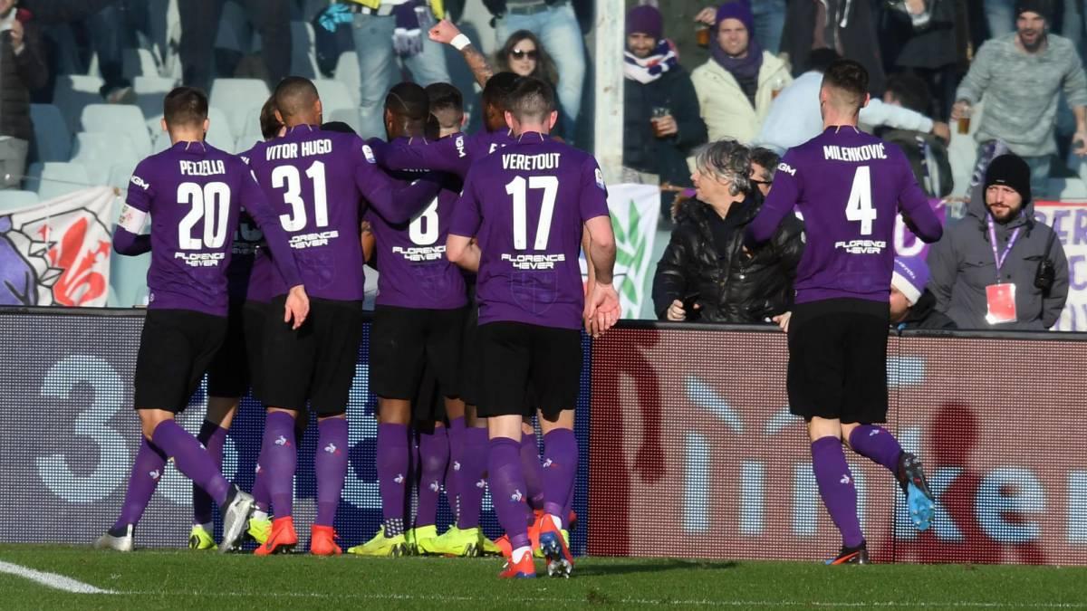 En vivo online Fiorentina - Sampdoria 205c27b5e8568