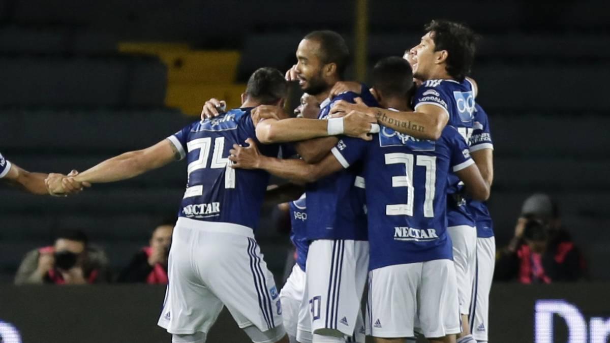 Santa Fe 0 (3-4) 0 Millonarios  Resumen d7be4a2cc3d24