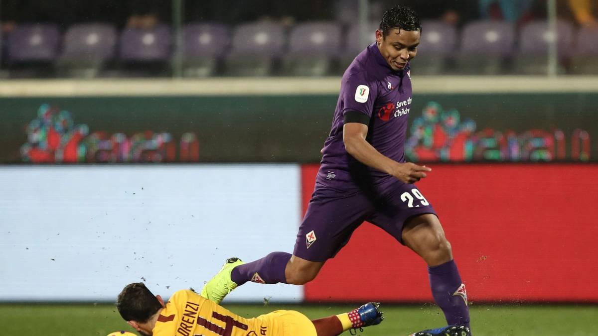 Luis Fernando Muriel enfrentará a Udinese con la Fiorentina - AS ... 4fa7f5f76a41d