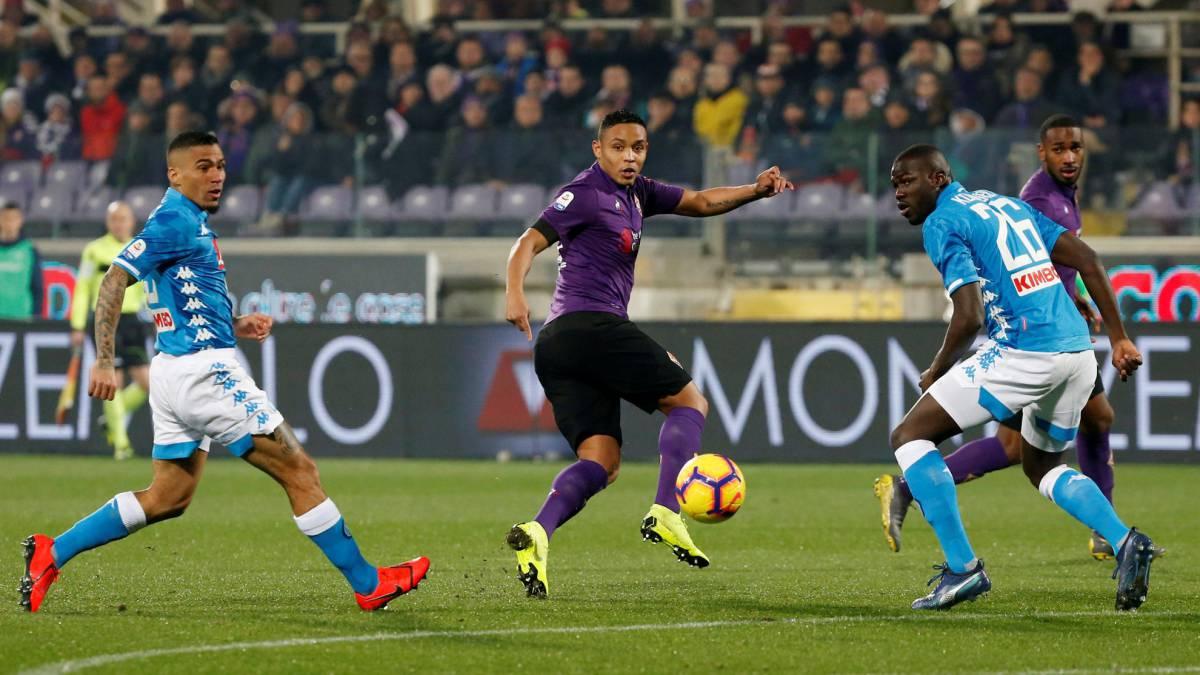 Fiorentina 0 – 0 Napoli  Resultados 58f52d6f626a1