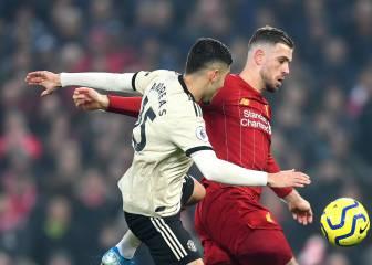 Liverpool domina el juego