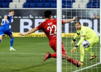 Hoffenheim vence al Colonia y rompe la mala racha