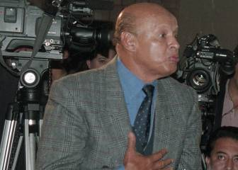 Gabriel Ochoa Uribe, hospitalizado en Cali