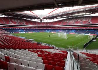Atalanta - PSG en vivo: Champions League, en directo 1