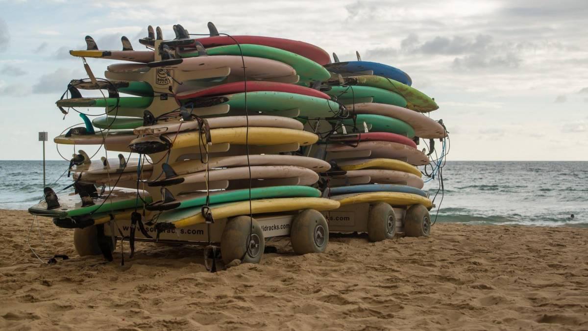 Consejos - ¿Qué tabla de surf comprar según tu nivel de experiencia ... b115fe4ca8b