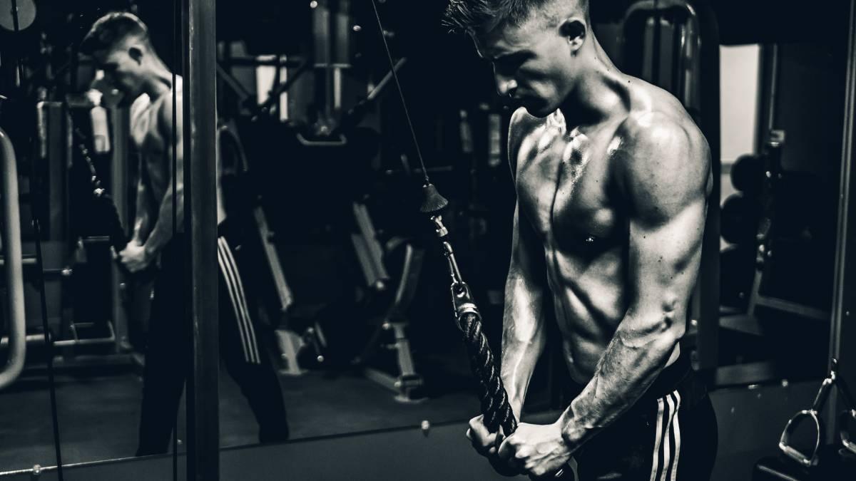 Fitness: 4 ejercicios básicos para lograr unos tríceps bien ...
