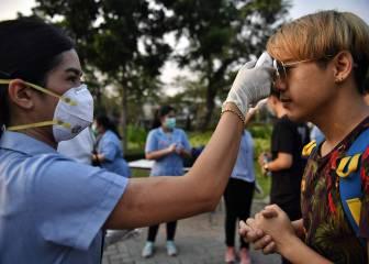 Coronavirus: dos nuevos casos confirmados en Madrid, última hora en directo