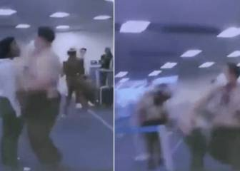 Escándalo en USA: Despreciable agresión de un policía a una mujer negra... imagen muy dura
