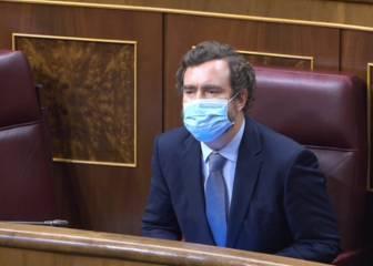 """La Vicepresidenta a Espinosa de los Monteros: """"Hablo con usted porque estoy obligada"""""""