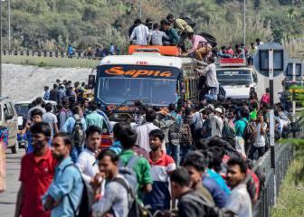 La India confina a 1.300 millones de personas durante 21 días