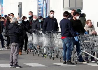 Italia teme rebeliones en el sur: ?Se nos acaba el dinero?