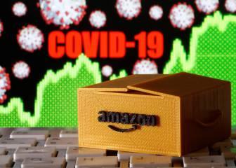 ¿Amazon reparte durante el estado de alarma?