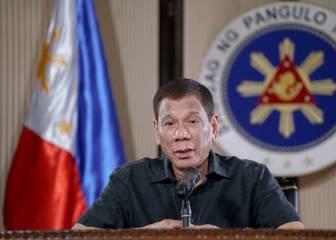 """El presidente de Filipinas ordena """"disparar a matar"""" a los que salten la cuarentena"""