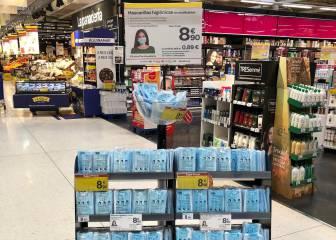 Coronavirus   ¿Qué supermercados en España ya están vendiendo mascarillas? 1