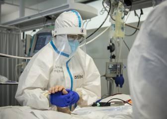 Francia registra un repunte de 482 fallecidos por coronavirus