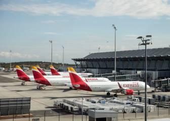 Denuncia a 17 aerolíneas de Consumo por no informar a los clientes sobre los reembolsos