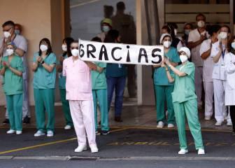 Los sanitarios en primera línea del COVID-19, premio Princesa de Asturias de la Concordia