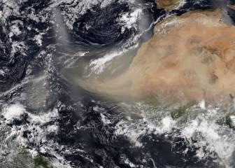 El polvo del Sáhara alerta a América: causa síntomas similares a los de la COVID-19
