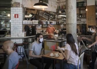 Nueva normalidad en bares, terrazas y discotecas: aforo, horarios, medidas sanitarias...