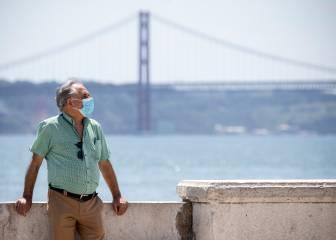 Coronavirus en directo: más casos en Portugal y Lisboa prepara el confinamiento