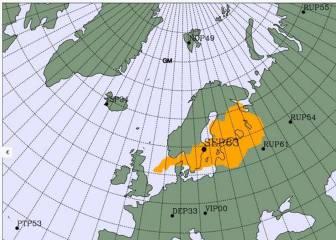 Se detecta una misteriosa nube nuclear en el Báltico y Rusia niega que haya algún incidente
