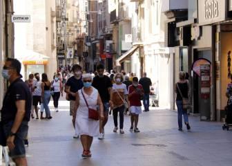 Rebrote en Lleida: qué zonas han sido confinadas y qué restricciones hay