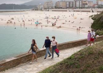 Los brotes ponen a prueba a España con confinamientos masivos