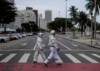 Coronavirus en España: rebrotes, casos y muertes | Miami Beach impone toque de queda