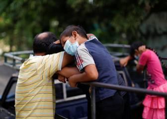 Una joven pierde a sus padres y a tres hermanos por el virus