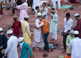 Más de 10 muertos en India por beber gel desinfectante