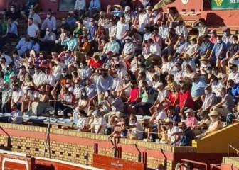 Una corrida de toros en Huelva desata la polémica