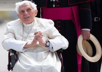 """Benedicto XVI, """"extremadamente frágil"""" de salud debido a la erisipela"""