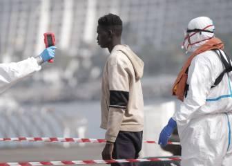 Mueren siete personas en una patera que se dirigía a España