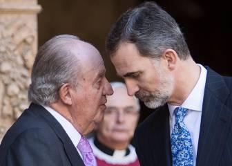 """""""La relación de Felipe VI con Juan Carlos está totalmente rota"""""""
