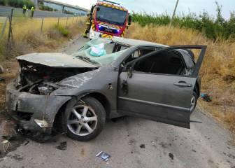 Un accidente de tráfico mortal, origen de un brote de coronavirus en Salamanca
