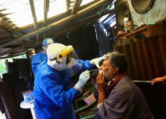 El contacto doméstico es el mayor riesgo de contagio del coronavirus