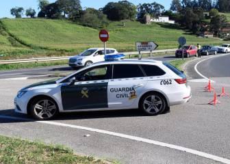 Un tiroteo termina con tres guardias civiles heridos