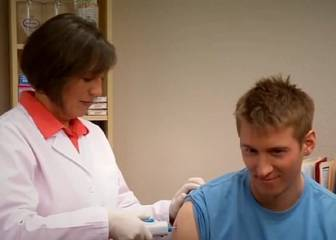 La novedosa vacuna australiana: inoculada sin aguja bajo la piel