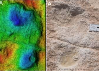 Descubren unas huellas humanas que demuestran vida hace 120.000 años