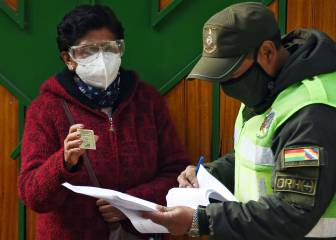 Elecciones de Bolivia 2020 en vivo: Camacho ha votado desde Santa Cruz