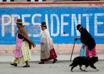 Elecciones Presidenciales Bolivia 2020 en vivo hoy: votación, resultados y conteo