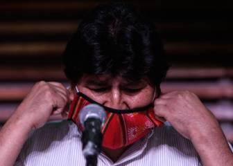Elecciones Presidenciales Bolivia 2020 en vivo: Morales celebra la victoria del MAS