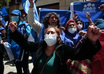 Elecciones Bolivia 2020 en vivo: el conteo se acerca al 40%