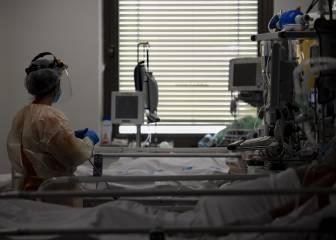 El riesgo de morir por neumonía que tienen los pacientes COVID