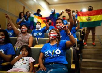 Elecciones de Bolivia 2020, en vivo: a punto de finalizar el recuento de los votos