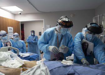 Graves secuelas en los jóvenes cuatro meses después de contagiarse de coronavirus